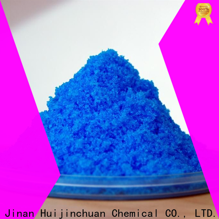 Huijinchuan Chemical pure sulfate nickel supplier for industrial