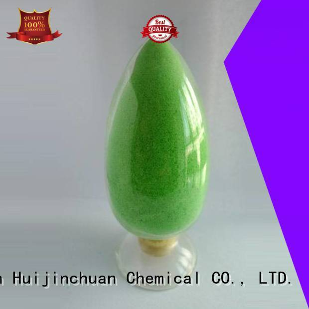 Huijinchuan Chemical color of zinc sulphate for sale for prodution