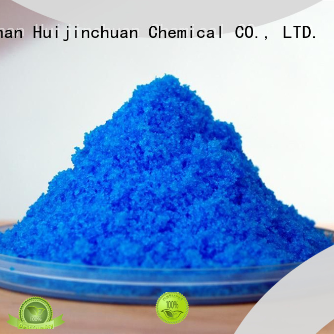 Huijinchuan Chemical white sodium nitrite nano2 price purity for industrial
