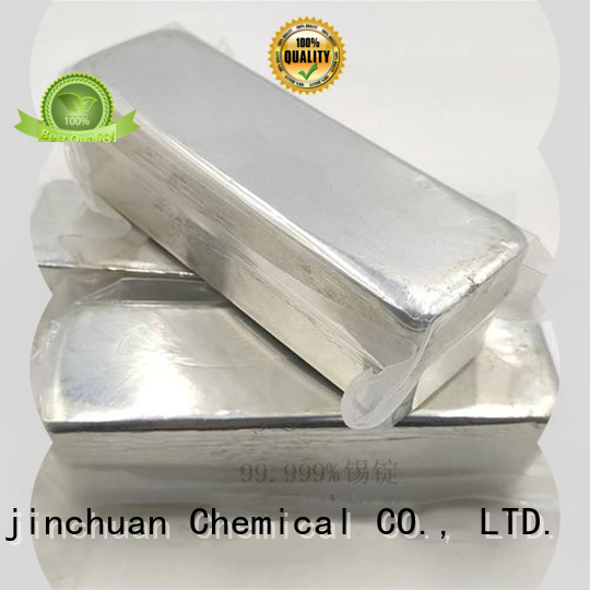 Huijinchuan Chemical bulk powder zinc chloride food grade for chemical