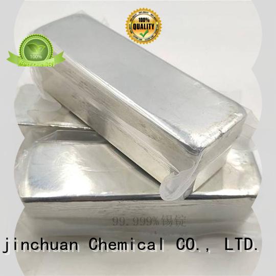 Huijinchuan Chemical bulk powder zinc chloride food grade for chemical