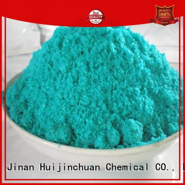 Huijinchuan Chemical white cupric sulfate price for sale for food