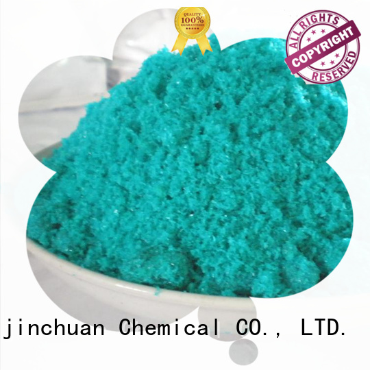 Huijinchuan Chemical zinc sulphate heptahydrate supplier for food