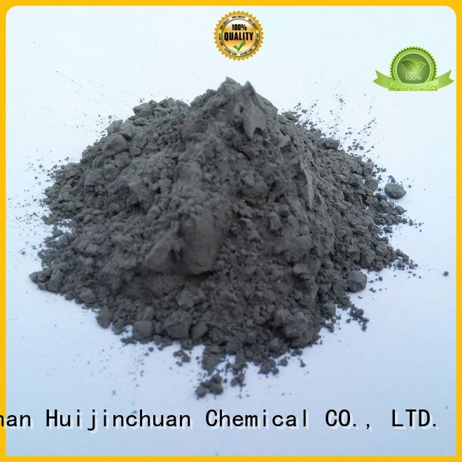 Huijinchuan Chemical anhydrous zinc sulphate industrial grade supplier for prodution